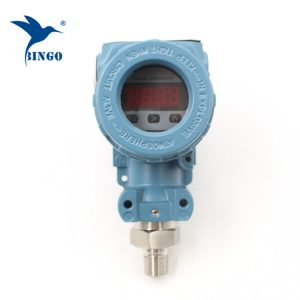 الصين 4-20mA rs485 هارت الارسال الضغط الذكية