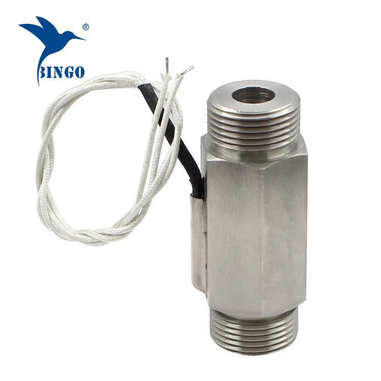 DN25 300V التبديل تدفق المغناطيسي المقاوم للصدأ لسخان المياه