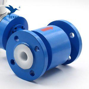 DN80 إلى DN600 مقياس التدفق الكهرومغناطيسي