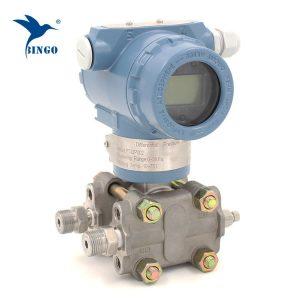 استشعار الضغط التفاضلي لسائل الغاز الجوي