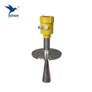 الفولاذ المقاوم للصدأ 316l التحقيق مستوى الرادار الارسال درجة حرارة عالية