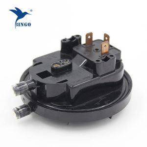 مفتاح ضغط تفاضلي يعمل بالهواء منخفض الهواء من أجل نظام التهوية وتكييف الهواء