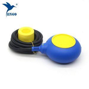منظم مستوى نوع MAC 3 في التبديل تعويم كابل اللون الأصفر والأزرق