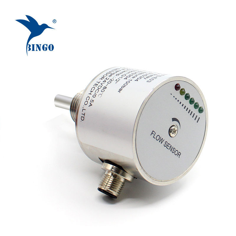 Relay output air flow switch sensor