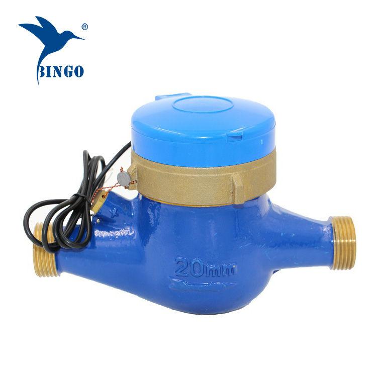 النحاس الجسم نبض تدفق المياه متر استشعار نبض (1)