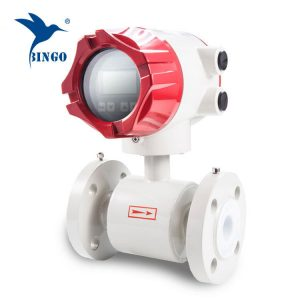 الذكية ومنخفضة السعر مقياس الجريان الكهرومغناطيسي ، العلامة التجارية الشهيرة تدفق المياه متر المنتج.